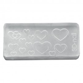 3D Gel Mold Heart
