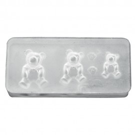 3D Gel Mold Lovely Bear