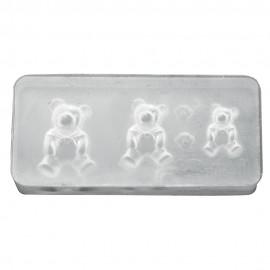 3D Gel Mold Lovely Bear