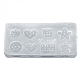 3D Gel Mold Cookie