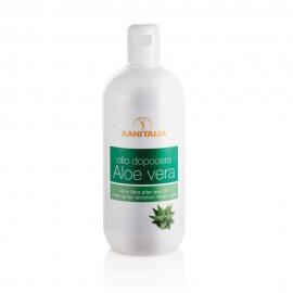 Huile post épilatoire Aloe Vera 500 ml