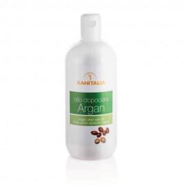 Huile nettoyante post épilation Argan 500 ml