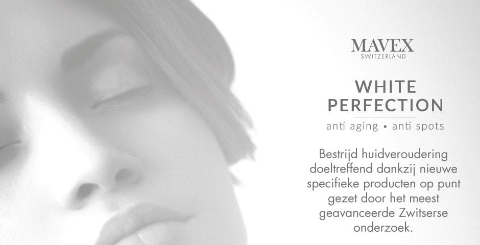 Bestrijd huidveroudering doeltreffend dankzij nieuwe specifieke producten op punt gezet door het meest geavanceerde Zwitserse onderzoek.